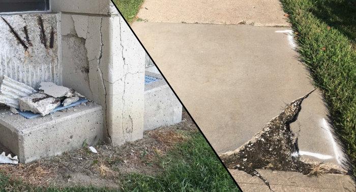preventative-maintenance concrete repair and
